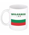 Bulgaarse vlag theebeker 300 ml