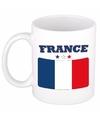 Franse vlag theebeker 300 ml