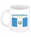 Guatemala vlag theebeker 300 ml